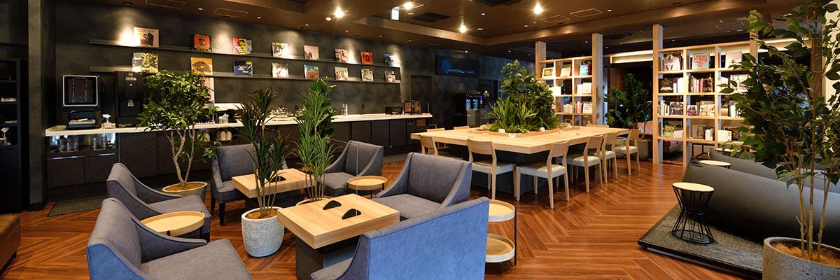 カフェ|【公式】レンブラントスタイル本厚木| レンブラントグループホテル
