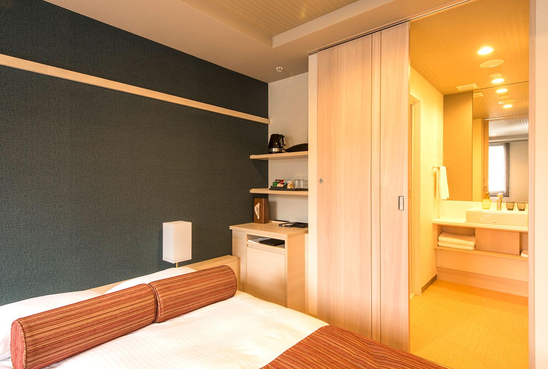 和洋室|【公式】レンブラントスタイル札幌 | レンブラントグループホテル和洋室