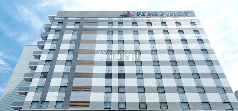 コンセプト【公式】レンブラントスタイル札幌 | レンブラントグループホテル